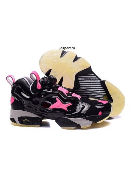 "Reebok Insta Pump ""Glow In The Dark"" (Black/Pink)"