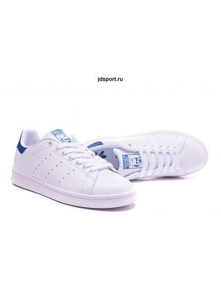 Adidas Stan Smith (White/Blue)
