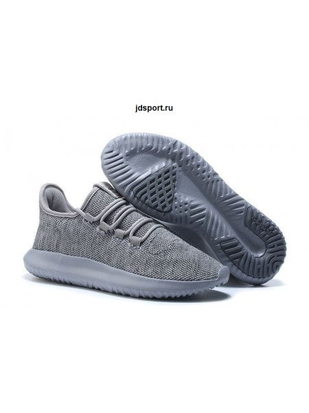 Adidas Tubular Shadow Knit (Grey)