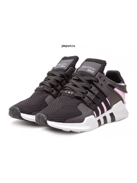 "Adidas EQT Support ""ADV"" (Black/Pink)"