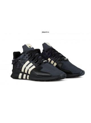 Adidas Consortium EQT Support x Undefeated (Black)