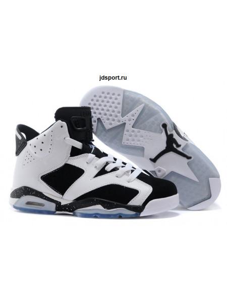 "Air Jordan 6 Retro ""Oreo"" (White/Black)"