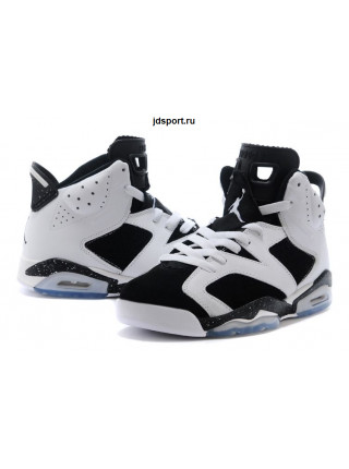 "Air Jordan 6 Retro ""Oreo"" (White/Black)"
