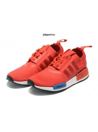 Adidas NMD R1 Primeknit (Red)