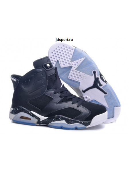 "Air Jordan 6 Retro ""Oreo"" (Blue/White)"