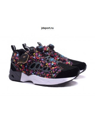 Stash x Reebok Insta Pump Fury Splatter (Black)