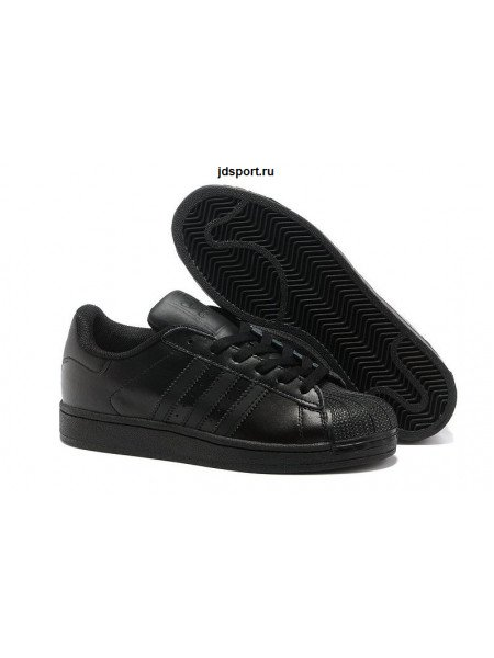 Adidas Superstar (All black)