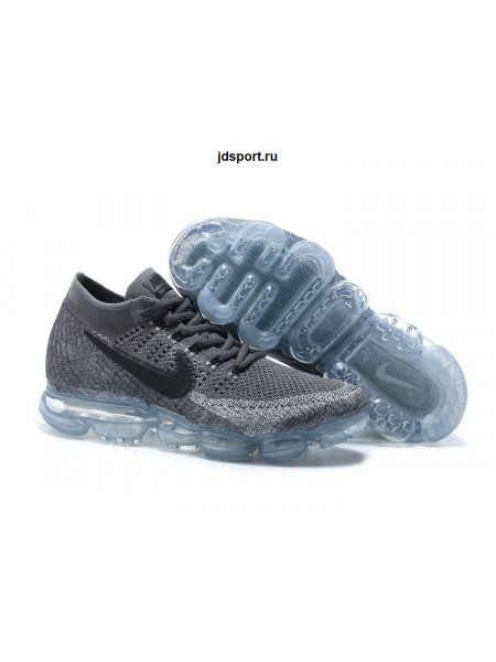 Nike Air VaporMax Flyknit (Grey/Black)