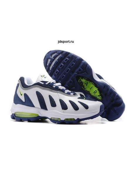 Nike Air Max 96 XX (White/Obsidian/Scream Green)