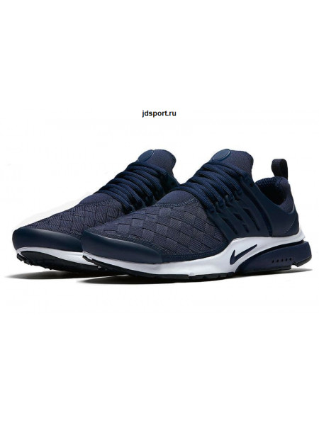 Nike Air Presto SE Woven (Midnight Navy/White)