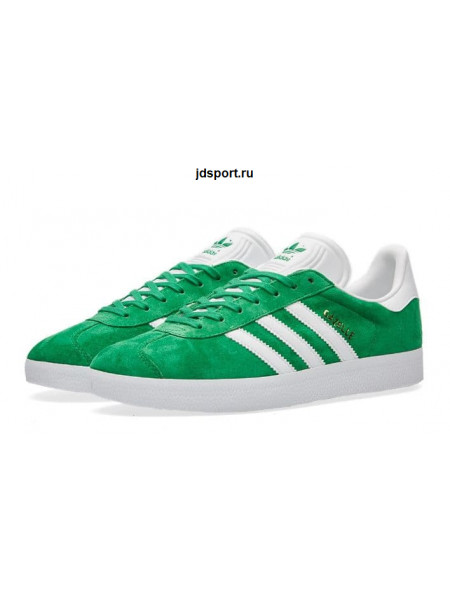Adidas Gazelle (Green/White)