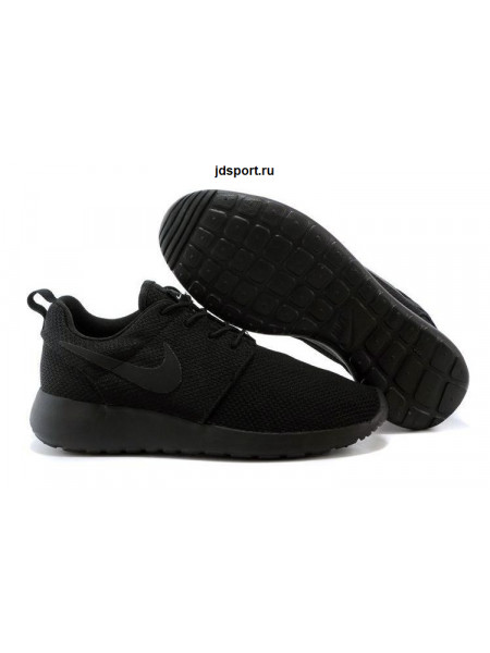 Nike Roshe Run (Black)