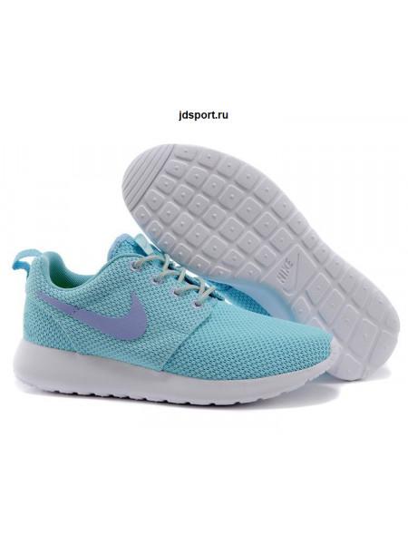 Nike Roshe Run (Glacier Ice/Purple/White)