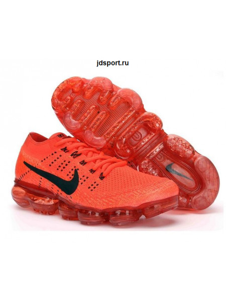 Nike Air VaporMax (Red/Black)