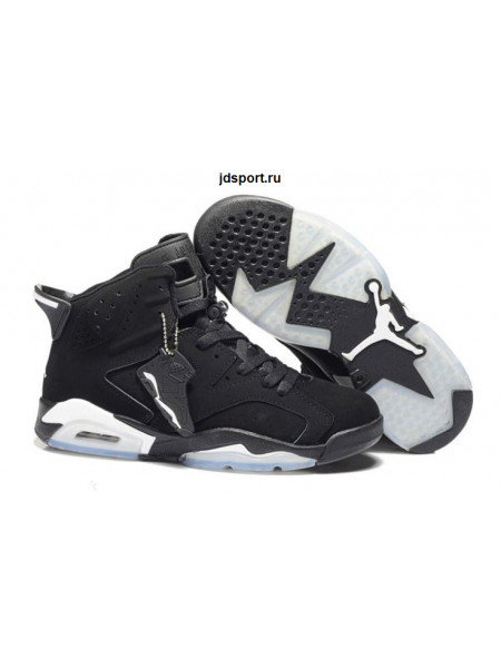 Air Jordan 6 Retro (Black/White)