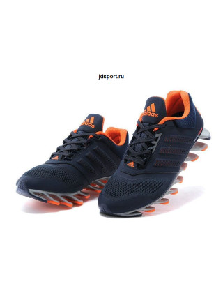 Adidas Springblade Drive 2 (Navy/Orange)