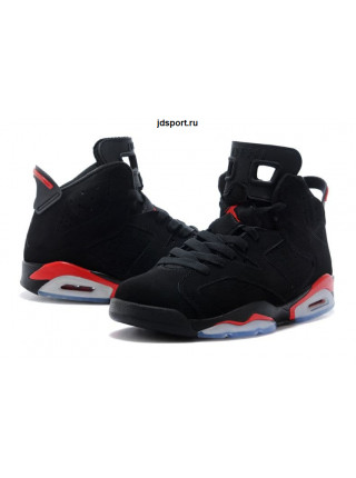 "Air Jordan 6 Retro ""Black Infrared"" (Black/Red)"