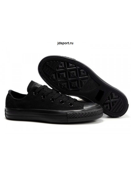 Сonverse Сhuck Taylor All Star II (All Black)