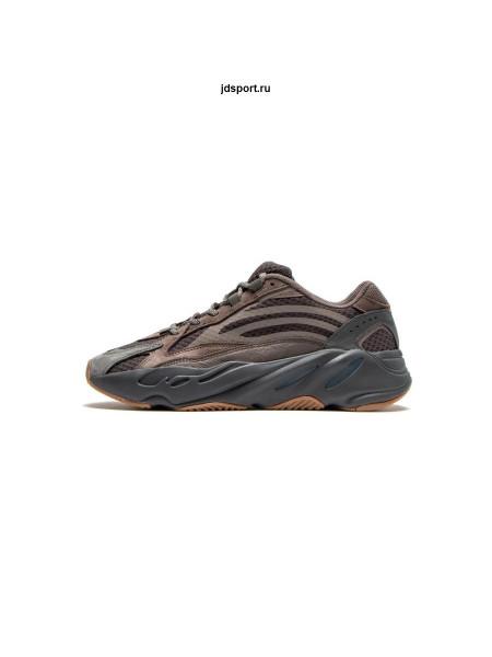 Adidas yeezy boost 700 v2 geode коричневые