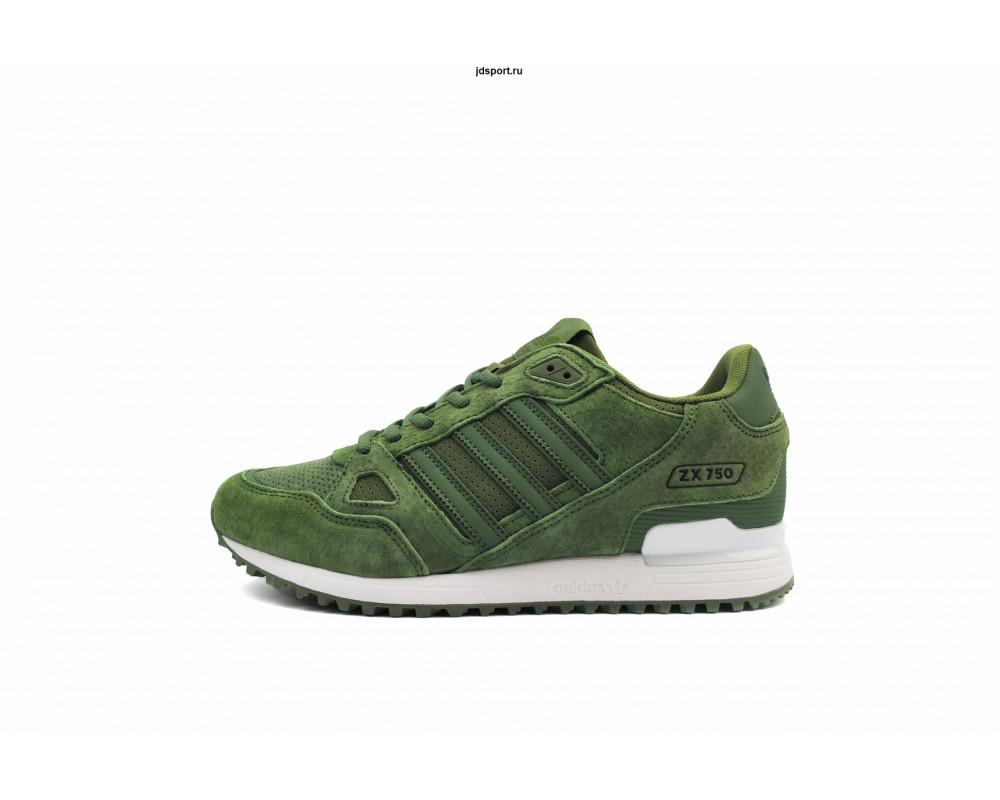 promo code 84511 cf94b Adidas ZX 750 (green)