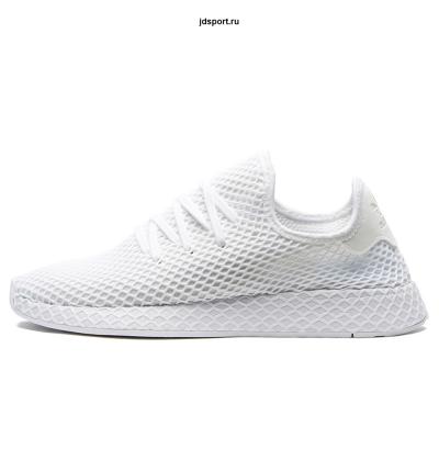 Adidas Deerupt Runner white с доставкой