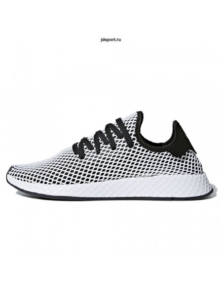 Adidas Deerupt Runner Black/White
