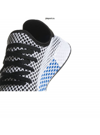 Adidas Deerupt Runner Black/White
