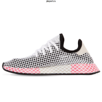 Adidas Deerupt Runner Black/Pink/White
