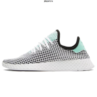 Adidas Deerupt Runner Black/Gren/White