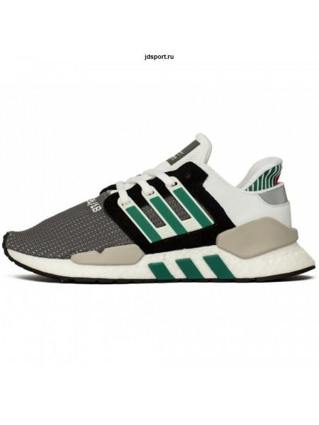 Adidas EQT Support 91/18  (Black/Green/White)