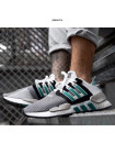 Adidas EQT Support 91/18  (Black/Green/White)