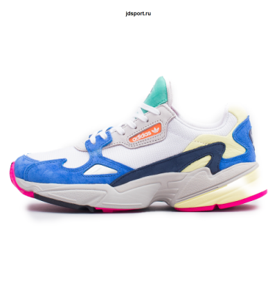 Adidas Falcon Blue/White женские