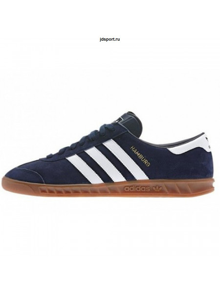 Adidas Hamburg (Blue/White)