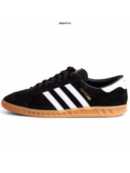 Adidas Hamburg (black/white)