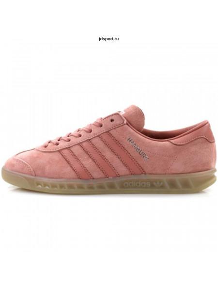 Adidas Hamburg (Pink)