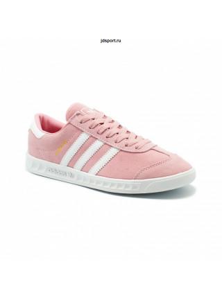 Adidas Hamburg (Pink/White)