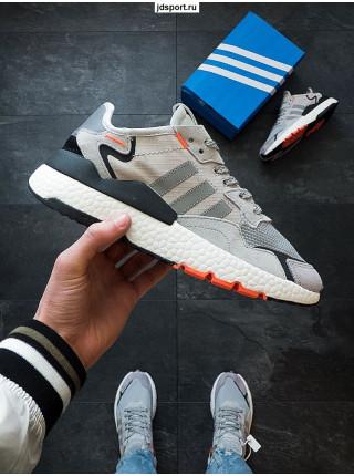 Adidas Jogger Grey/Orange