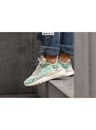 Adidas Nite Jogger W Clear Mint/Raw White