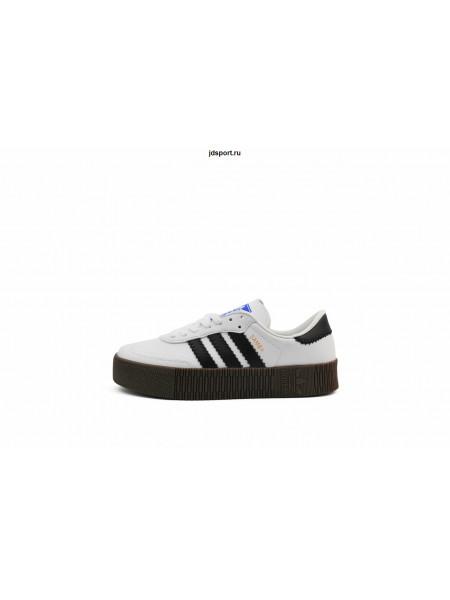 Adidas Samba (White/Black)