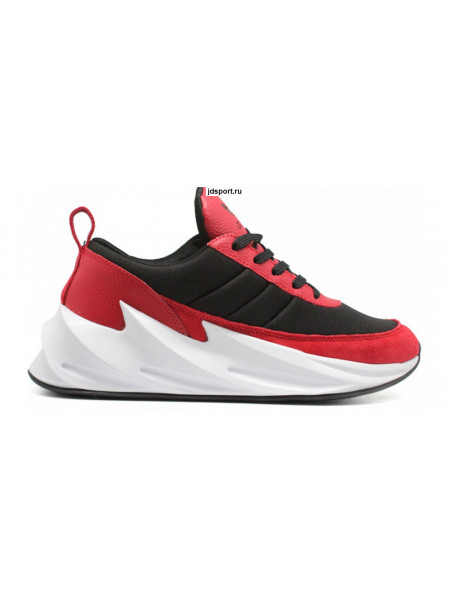 Кроссовки Adidas Sharks Red/Black