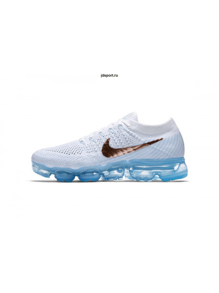 Nike Air VaporMax White/Gold
