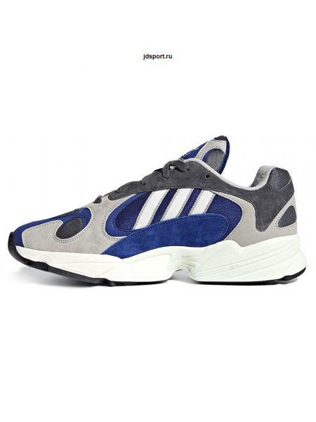 adidas Yung-1 Grey/Blue (41-44)
