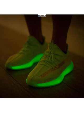 Adidas Yeezy Boost 350 V2 Glow (Светятся)