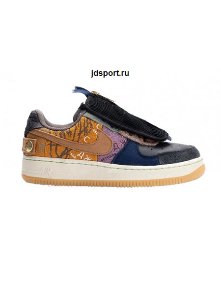 Travis Scott x Nike Air Force 1 Low «Cactus Jack»