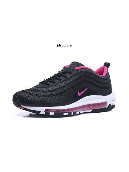 "Nike Air Max 97 LX ""Swarovski"" Black Pink"