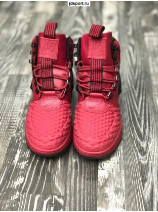 Nike Lunar Force 1 красные