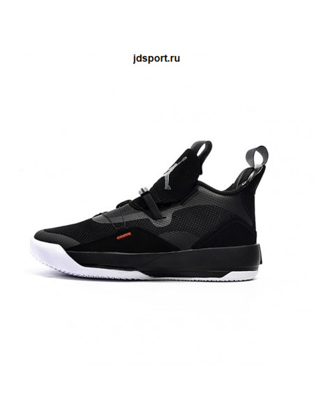 Air Jordan 33 Black/White