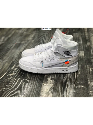 Air Jordan 1 x OFF-WHITE NRG White