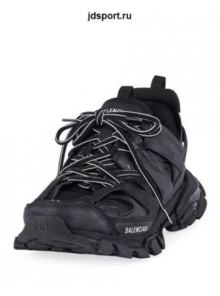 кроссовки Balenciaga Track черные