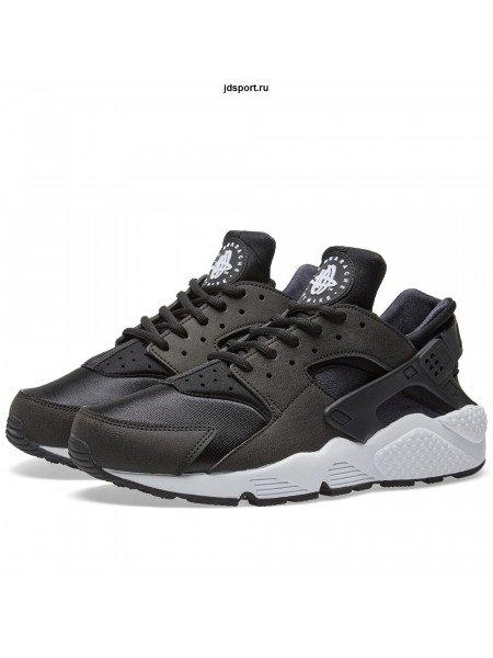 Nike Air Huarache Черно-белые 652